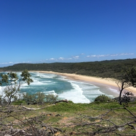 Hiking in Noosa National Park
