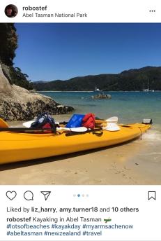 Rhabdo to Fabdo, The kayaking incident